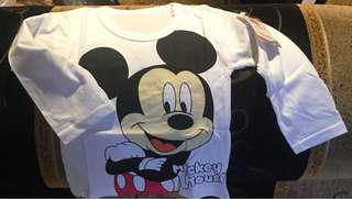 Unisex Mickey Mouse long sleeve top