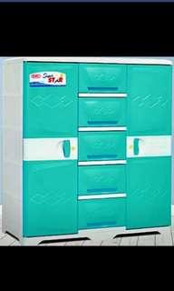 Plastic Drawer Cabinet
