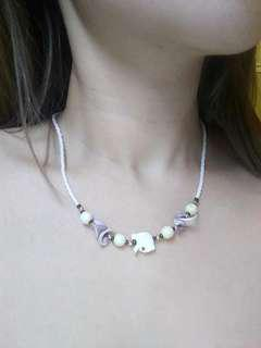 Real Sea Shell Necklace