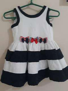 Preloved babu girl dress