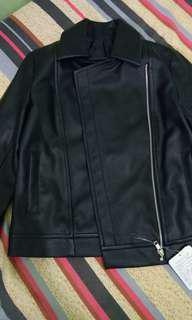 Black Leather Jacket from Tokyo