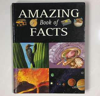 Encyclopedia: Amazing books of facts