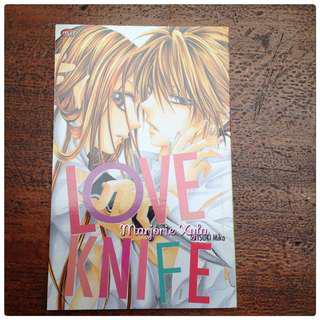 Komik One Shot - Love Knife - Mitsuki Miko