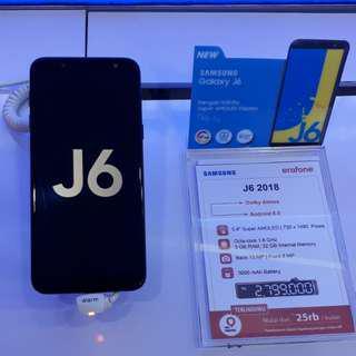 Kredit Samsung J6 Tanpa Kartu Kredit