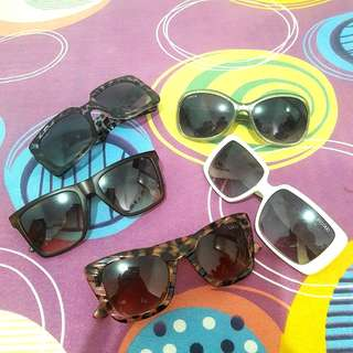 Kacamata wanita (all in/5 item)