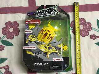 Mech ray havex machines