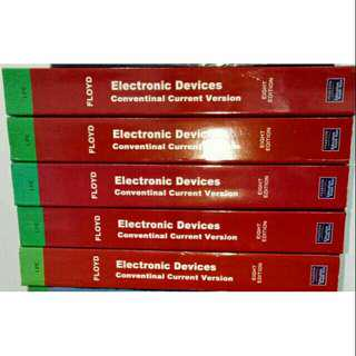Electronic Devices Conventional Current Version Floyd 8th ed