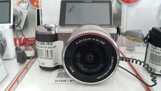 Kamera Ilce 5100 Sony