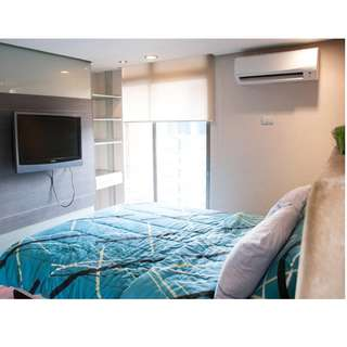 1 Bedroom Condominium Unit For Sale at Paseo Parkview Suites in Makati City