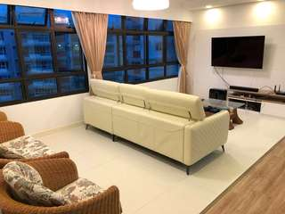 Punggol Common Room Avail