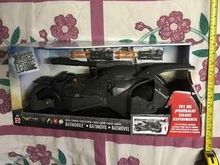Batmobile DC batman