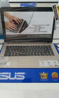 Asus Notebook Core I3