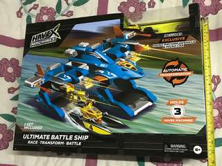 Ultimate Battle Ship