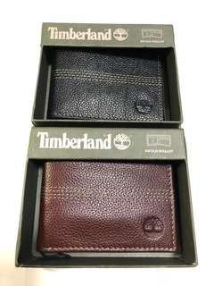 真皮銀包 Timberland 美國入口 男裝
