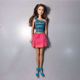 Barbie Teresa Doll With Clothes