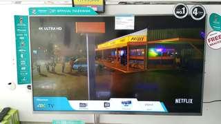Hisense UHD TV
