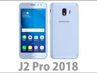 Credit Samsung J2 Pro