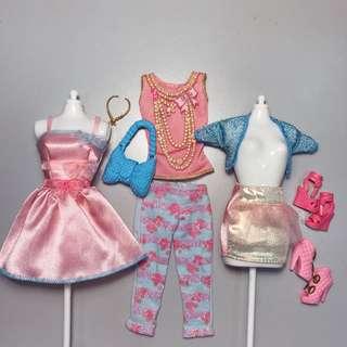 Barbie Fashionistas Picnic Fashion Pack