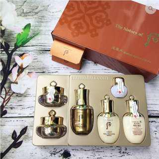 The History of Whoo Hwa Hyun 6PC Special Gift Set
