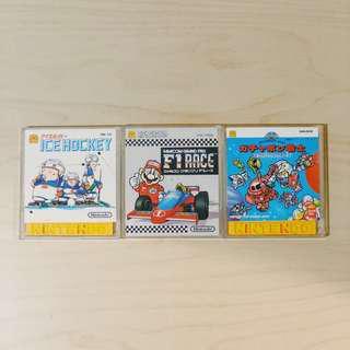 Nintendo DS Disk System Games