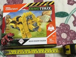Rock dozin' dozer megaconstrux 35pcs