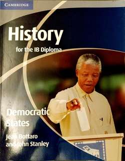 History for the IB Diploma Democratic States ISBN 0521189373