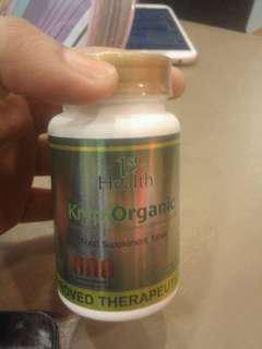 Krypto Organic
