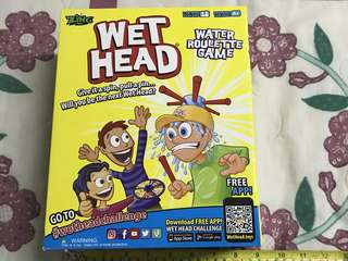 Wet head water roulette game zing