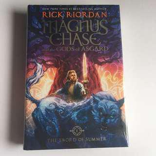 Magnus Chase and the Gods of Asgard - Rick Riordan