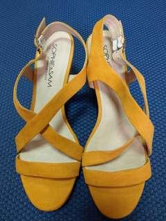 🚚 全新楔形涼鞋
