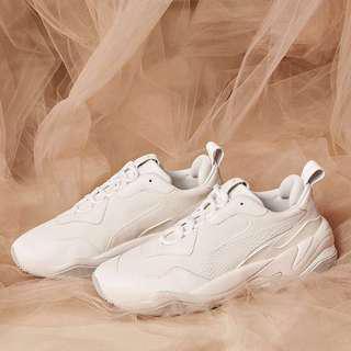 Puma Thunder Desert in White