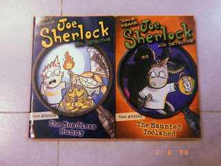 Joe Sherlock Books