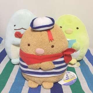 Sumikko Gurashi Game Center Plushies