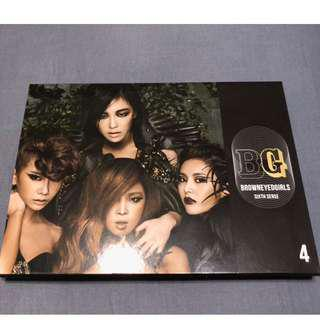 Brown Eyed Girls 第4張專輯「Sixth Sense」