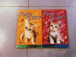 Magic Kittens Book