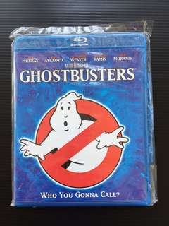 Ghostbusters (1984) Original blu ray