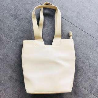 porcillini cream Tote Bag
