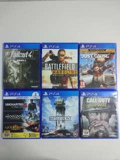 Cheap PS4 Games!
