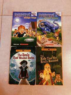 Mystery Books for Children