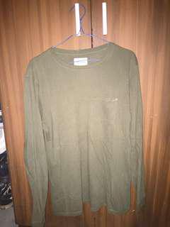 Basic Long Tshirt Pull and Bear