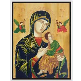 🚚 Mother of Perpetual Help (Painting)