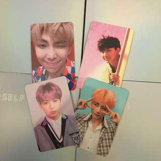 [UNSEALED] BTS LOVE YOURSELF ANSWER ALBUMS