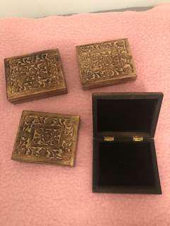 Samantha Wills Vintage Jewellery boxes