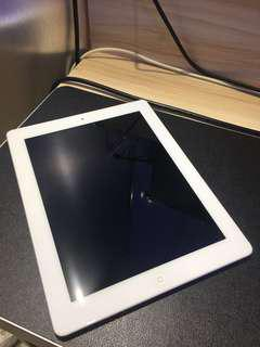Apple iPad 3 WiFi 32GB (white) #370