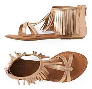 Gap Fringe Sandals S5
