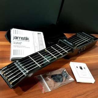 Learn guitar with Jamstik+ Smart Guitar (U.P. $500),