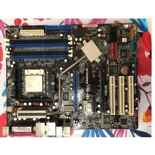 MotherBoard, GPU, RAM, FAN,