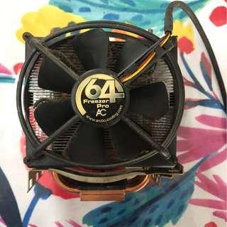 CPU FAN, PSU, Power supply unit, CD Drive