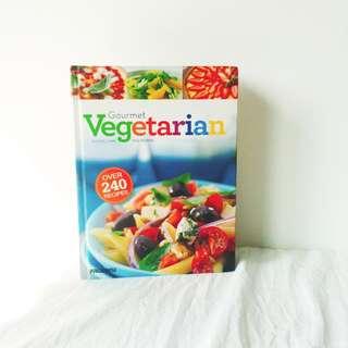 Vegetarian Gourmet by Rachel Lane & Ting Morris