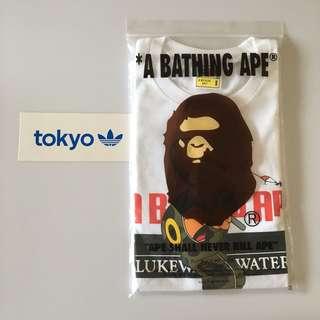 Bathing Ape Tee size S